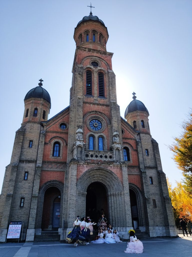 Cattedrale Jeondang