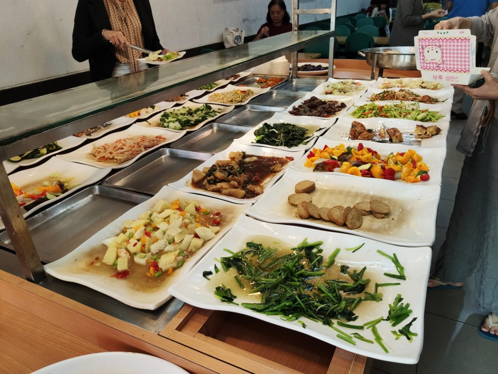 Vegetarian Buffet