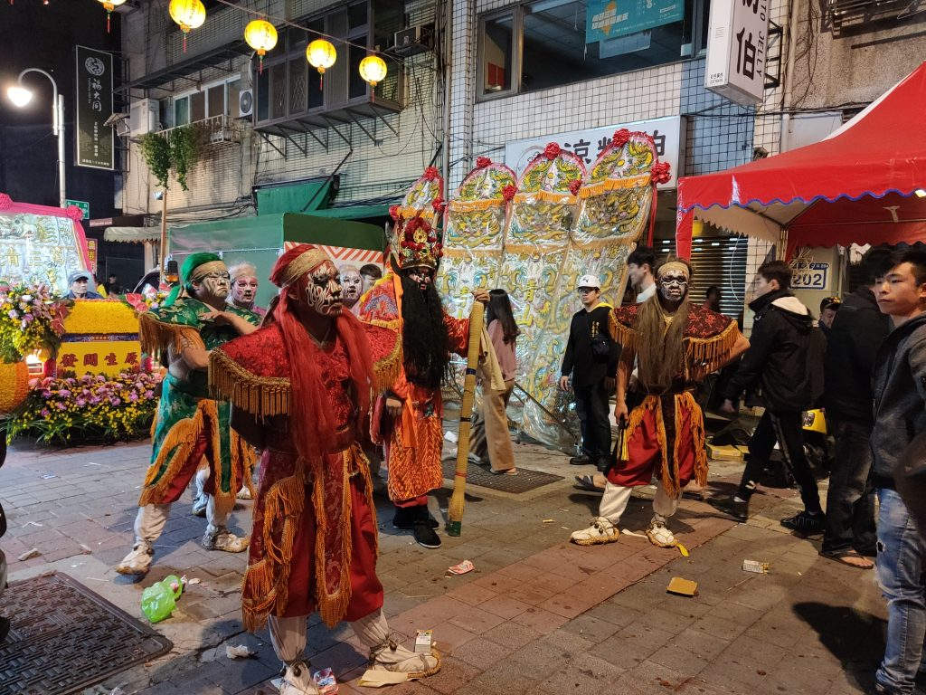 Taoist celebration