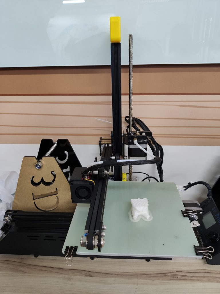 3D printer in one school
