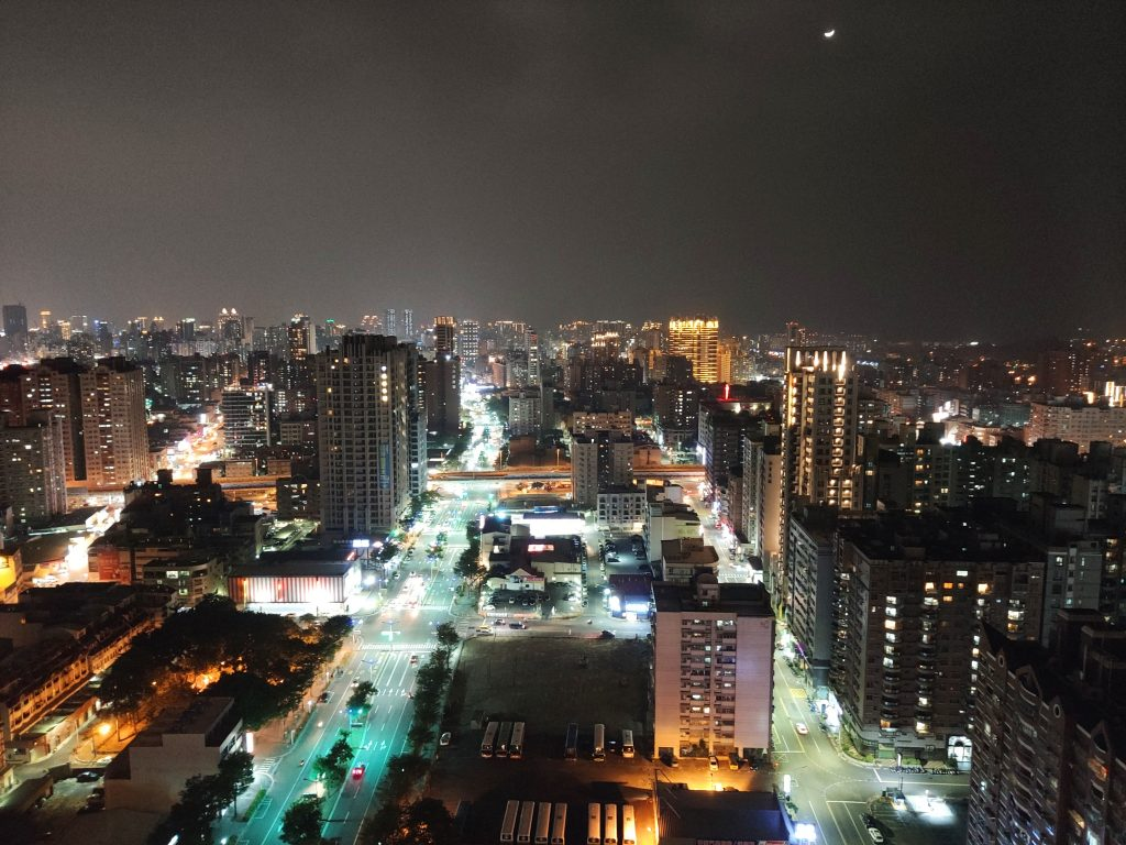 Kaohsiung from above