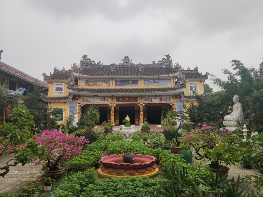 Chinese Buddhist temple in Hoi An
