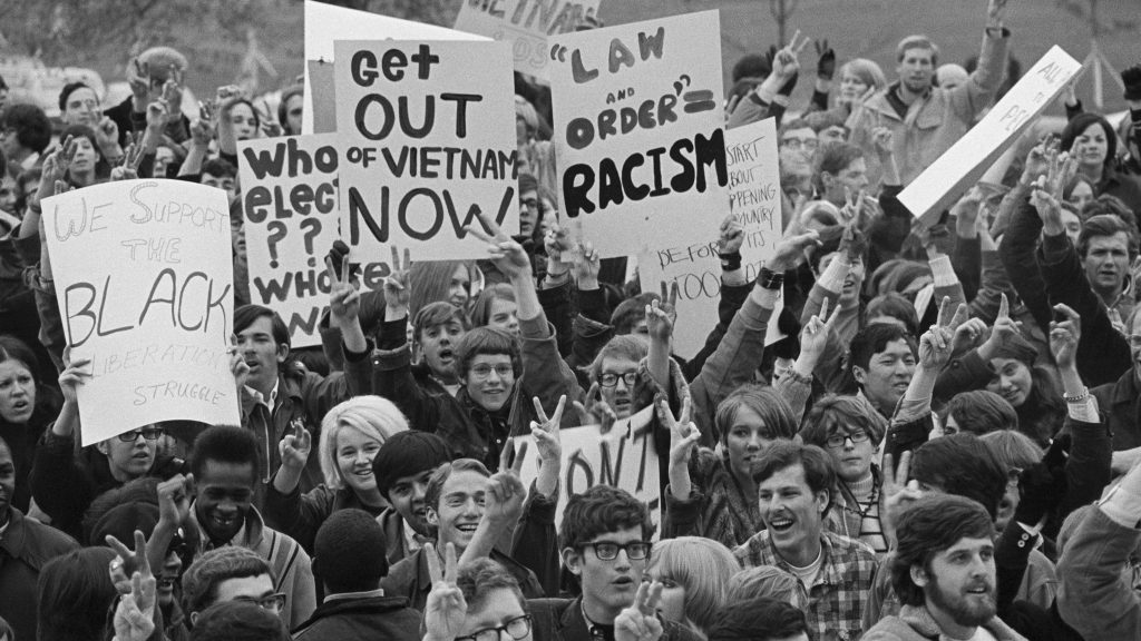 Protests against the Vietnam War