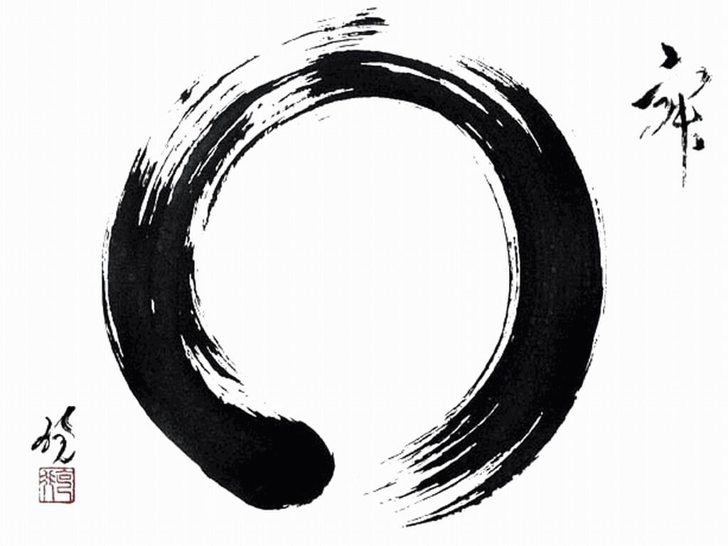 Enso: representation of emptiness in Zen